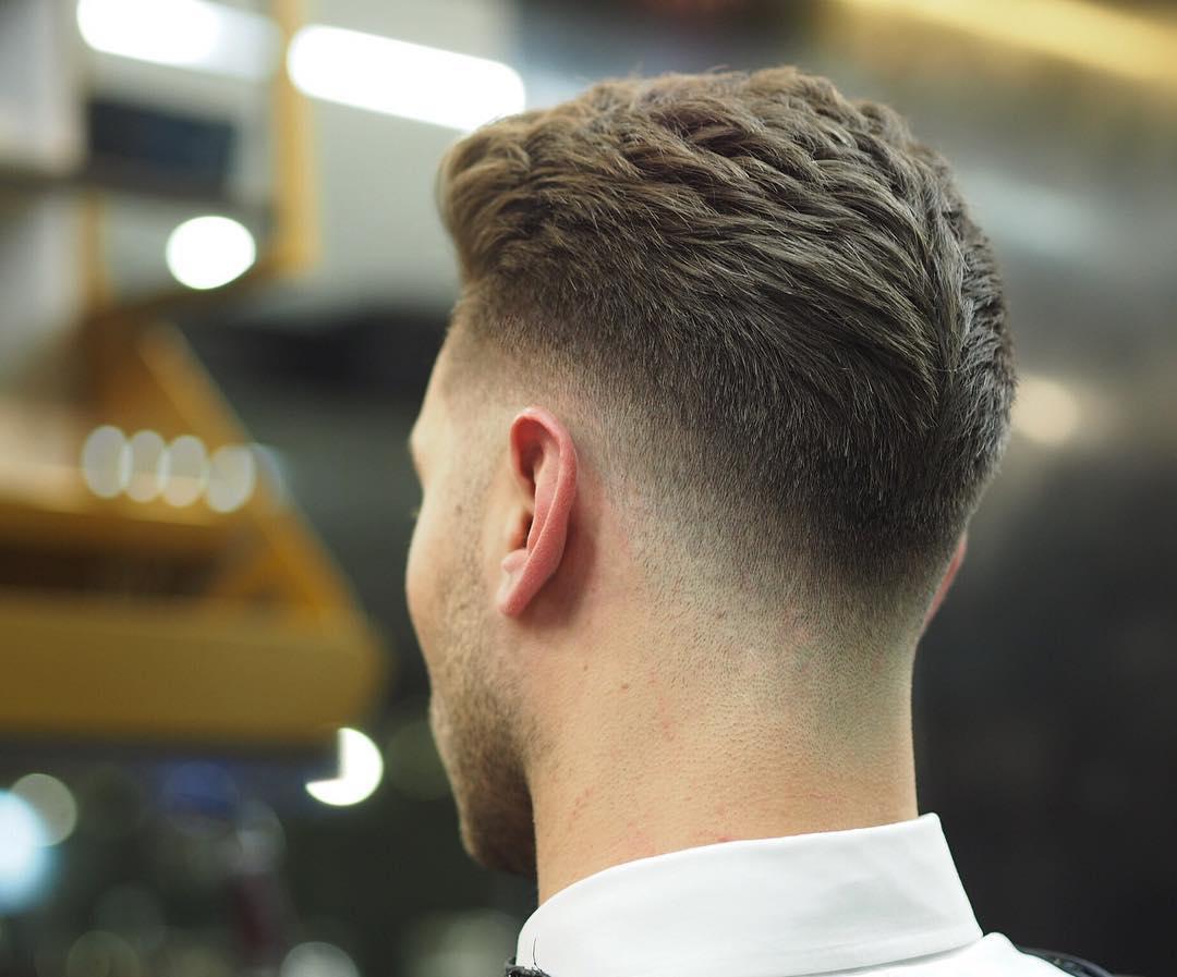 Fade Hair Styles: Low Fade Haircuts