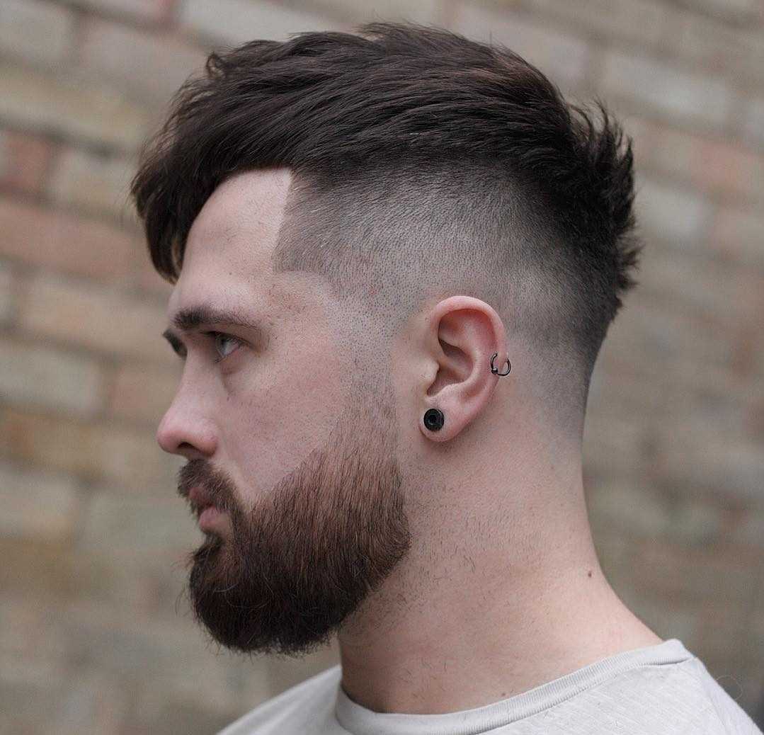 Top 100 Men's Haircuts + Hairstyles For Men (May 2019 Update
