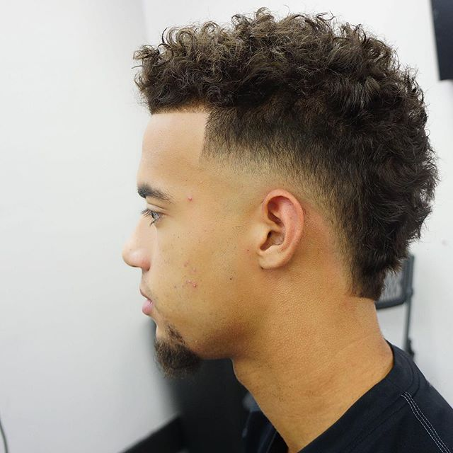 15 Best Curly Hair Haircuts Hairstyles For Men
