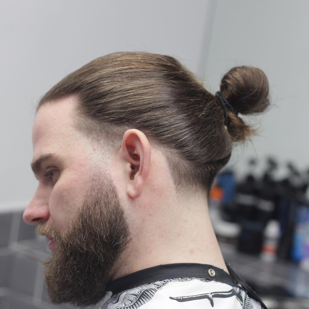 Long Hair Ideas For Men