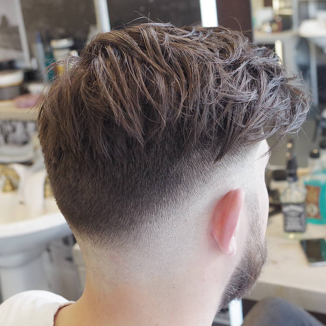 The Best Men's Haircuts To Get In 2019 - image mensworldherenkappers-neck-taper-low-fade-mens-haircuts-2017 on https://alldesingideas.com