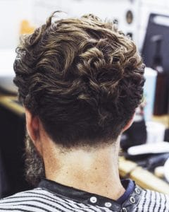 15 Modern Men's Hairstyles For Curly Hair
