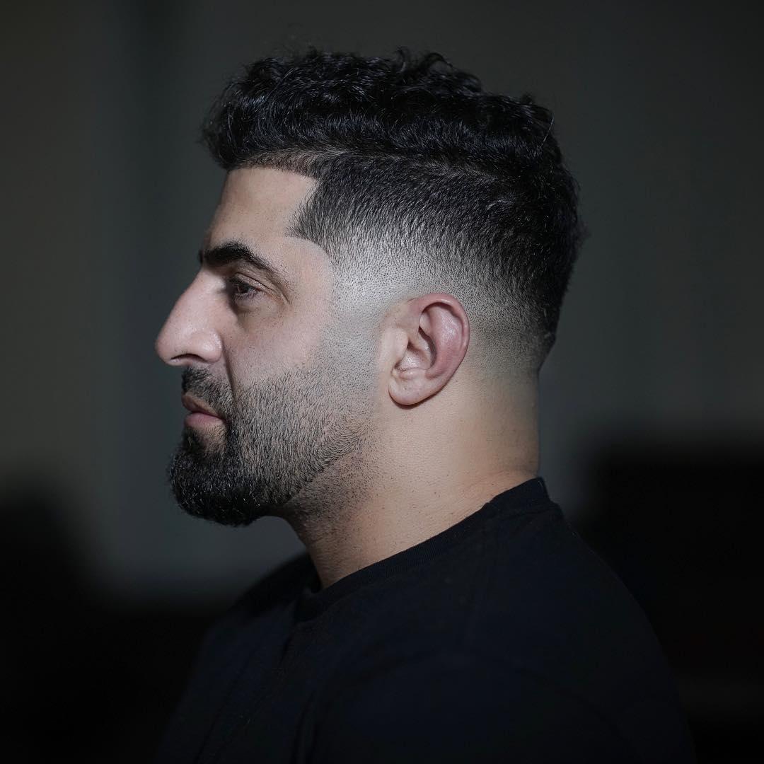 Drop Fade Haircuts