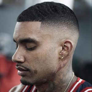 25 Bald Fade Haircuts To Keep You Super Cool