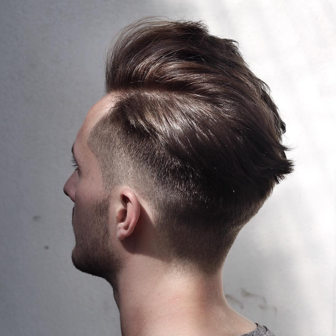 Hairstyles For Men To The Side Side Part Hairstyles For Men 2017
