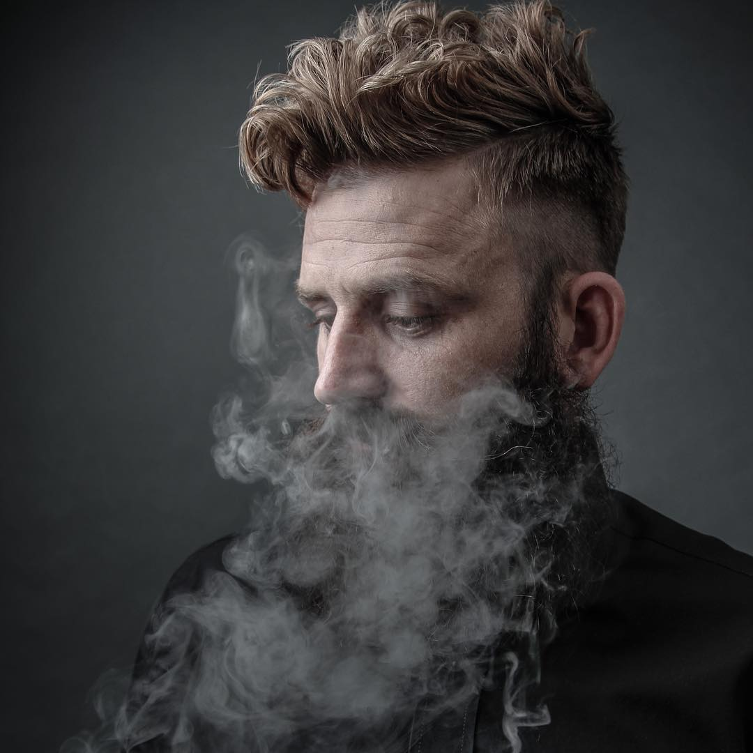 The Best Men's Haircuts To Get In 2019 - image ryancutshair-spiky-hairstyles-for-wavy-hair-men-beard on https://alldesingideas.com