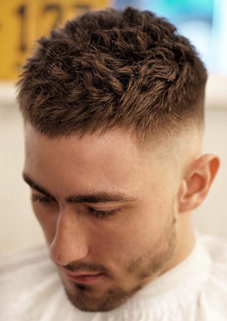 short hair haircuts for guys the best haircuts for 2017 top 100 updated 2793 | z ramsey short crop mens hair trends 2017 cool short haircuts e1494356190833