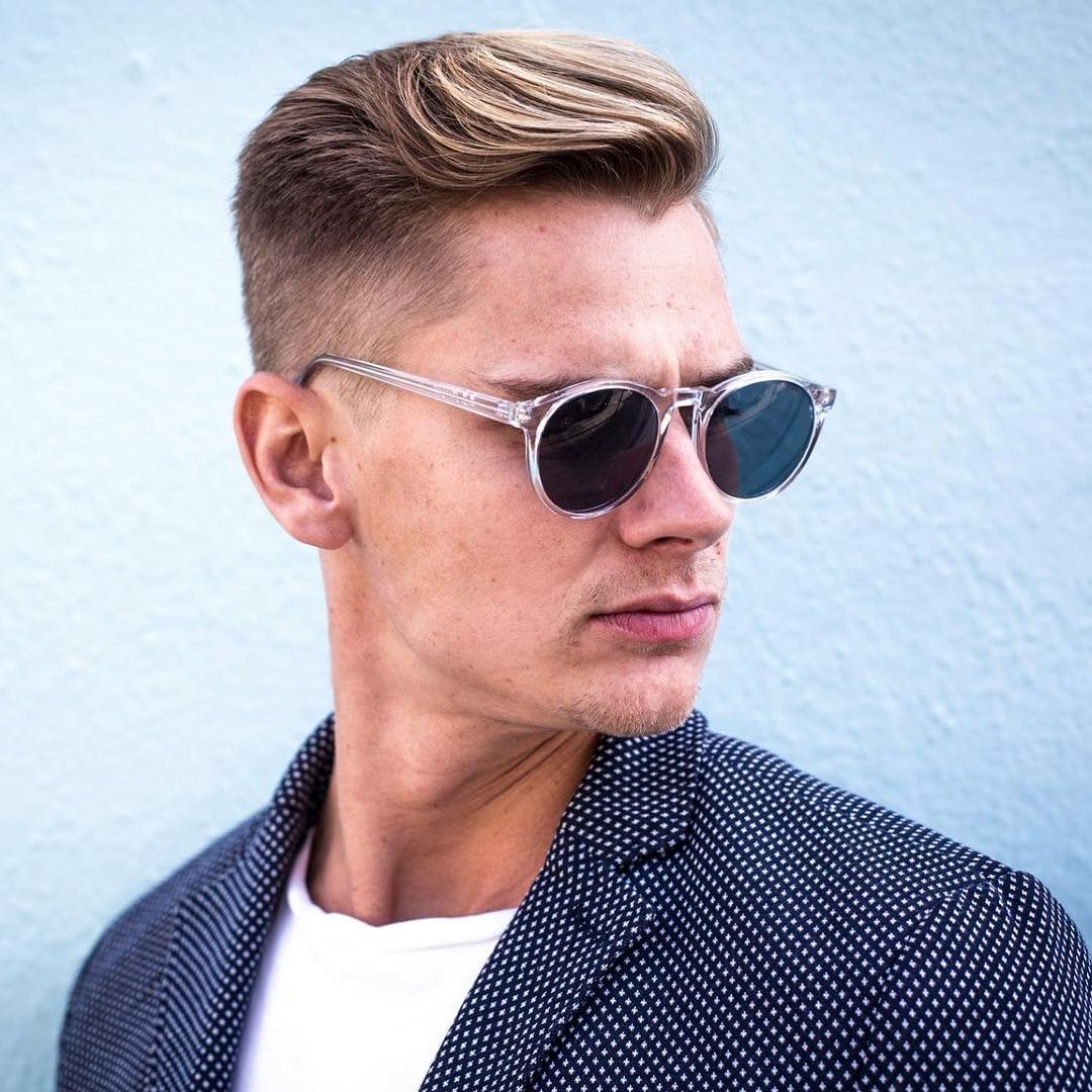 Mens Hairstyles With Glasses Good Haircuts For Men 2017