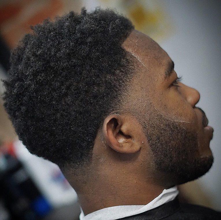 Fabulous Fade Haircuts For Black Men Hairstyles For Men Maxibearus