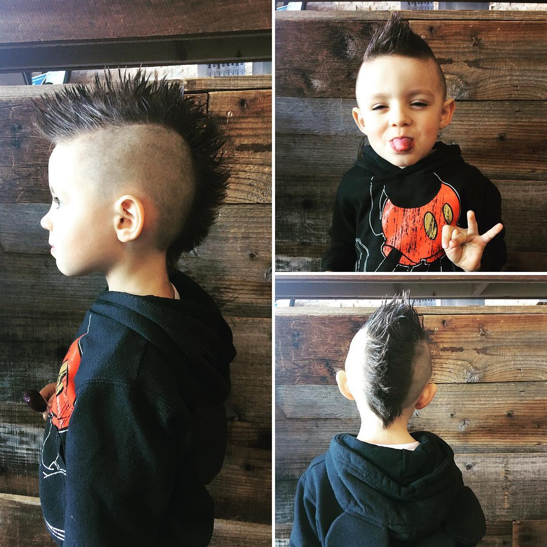 kid haircuts me 25 cool boys haircuts to get in 2018 1455