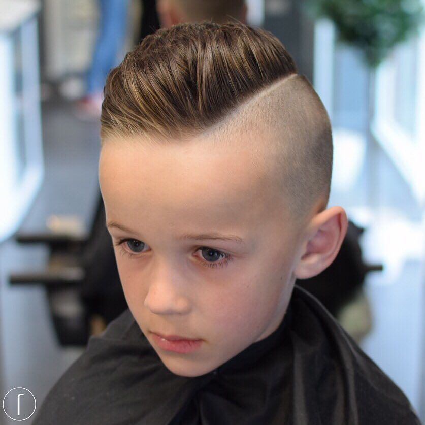 boy hair styling the best boys haircuts of 2019 25 popular styles 7702 | raggos barbering undercut pomp pompadour haircuts for boys