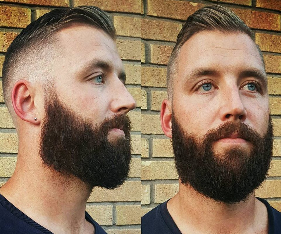 Comb Over Hair Style: Comb Over Fade Haircuts