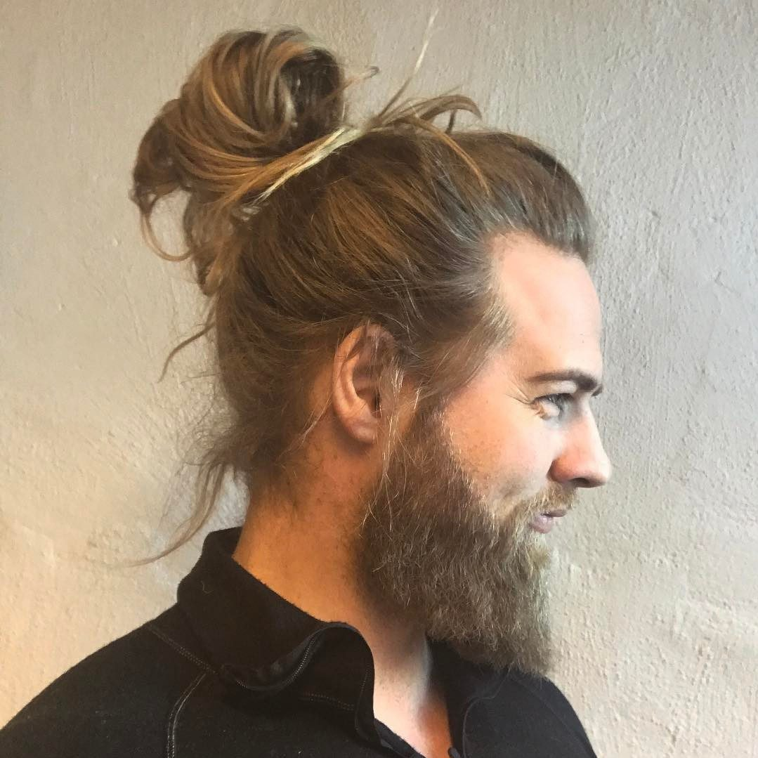 Wondrous 21 Man Bun Styles Short Hairstyles For Black Women Fulllsitofus