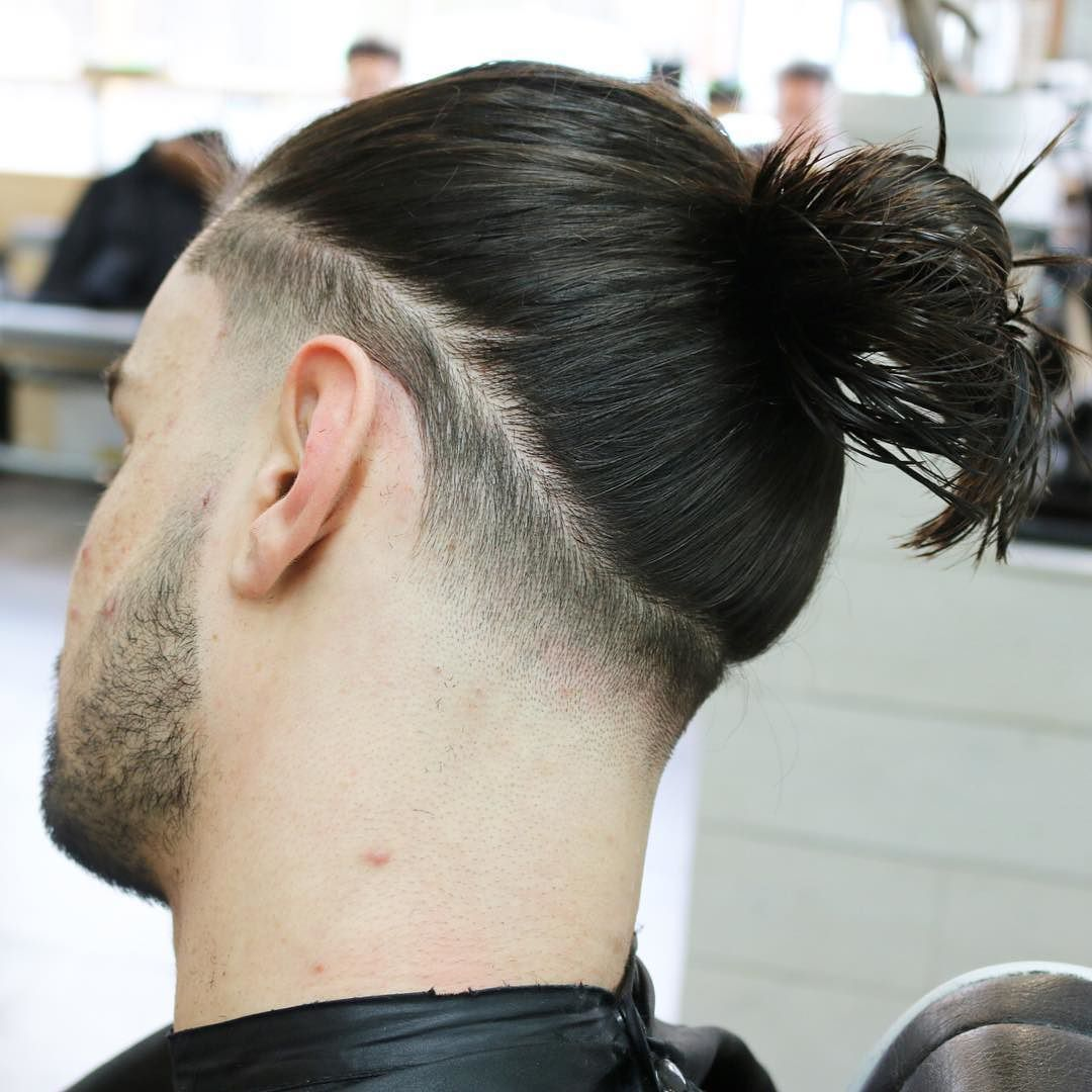 21 man bun styles