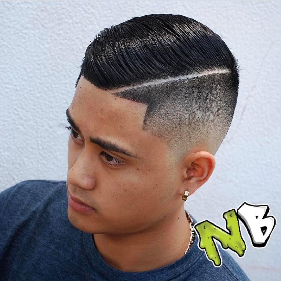 Comb Over Bald Fade
