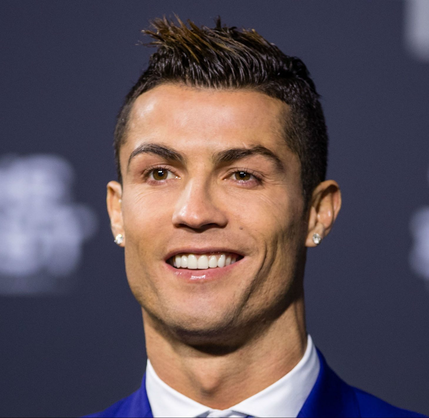 Cristiano Ronaldo Hairstyles cristiano ronaldo hairstyles cr7 spiky hair Sky Sports The Cristiano Ronaldo Haircut