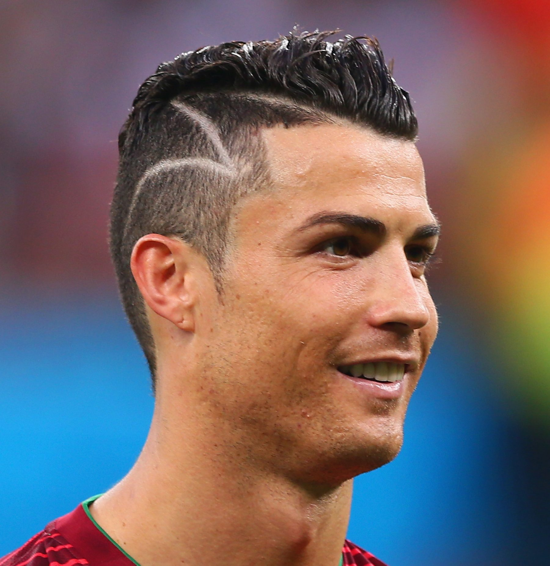 Cristiano Ronaldo Haircut - Cr7 hairstyle wallpaper