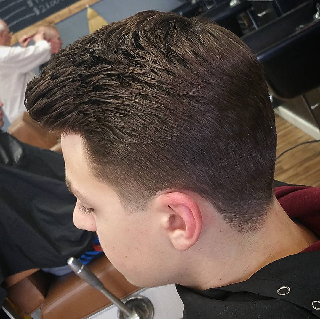 The Taper Haircut