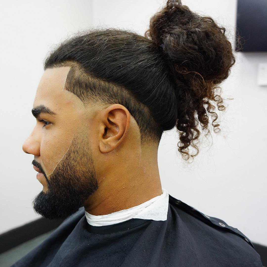 Mens Haircut Ideas for 2017 - Black Mens Curly Hairstyles