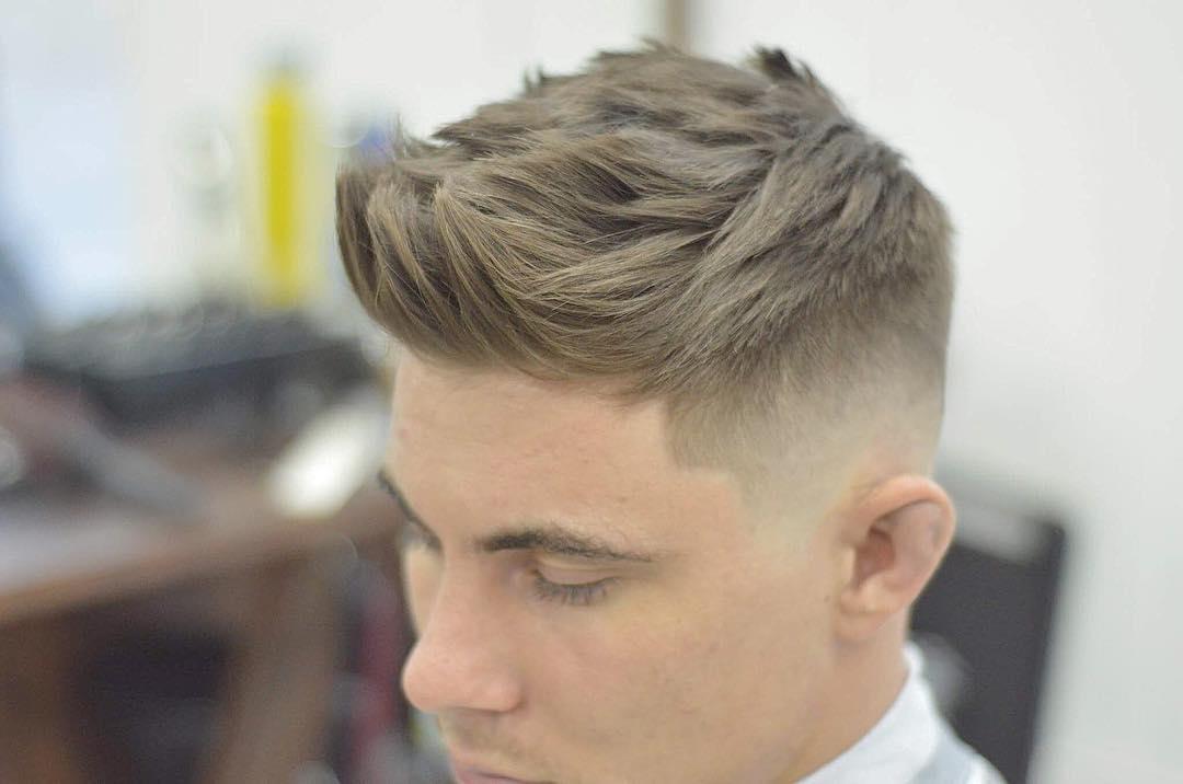 Hair Style Fade: Men's Haircut Ideas For 2017