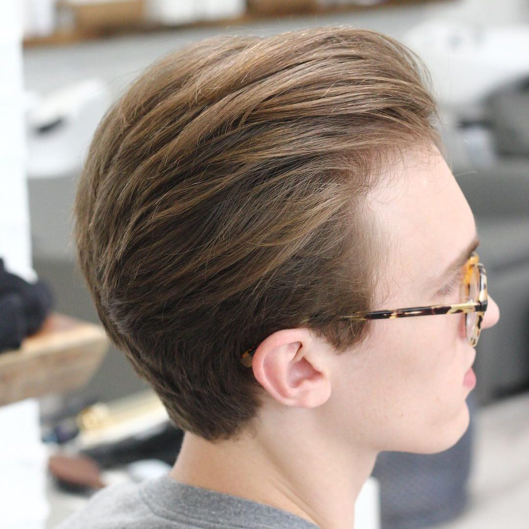 hair back styles the taper haircut 8439