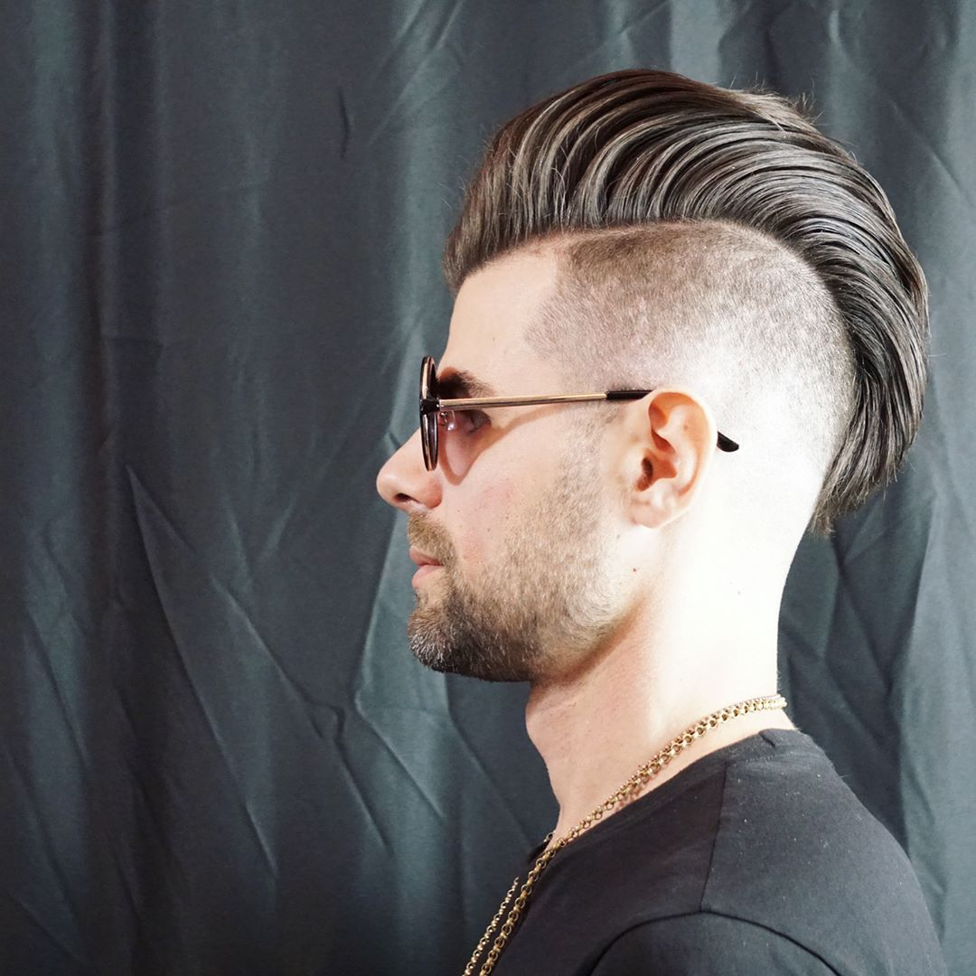 10 Mohawk Haircuts For 10 -> Totally Cool Styles