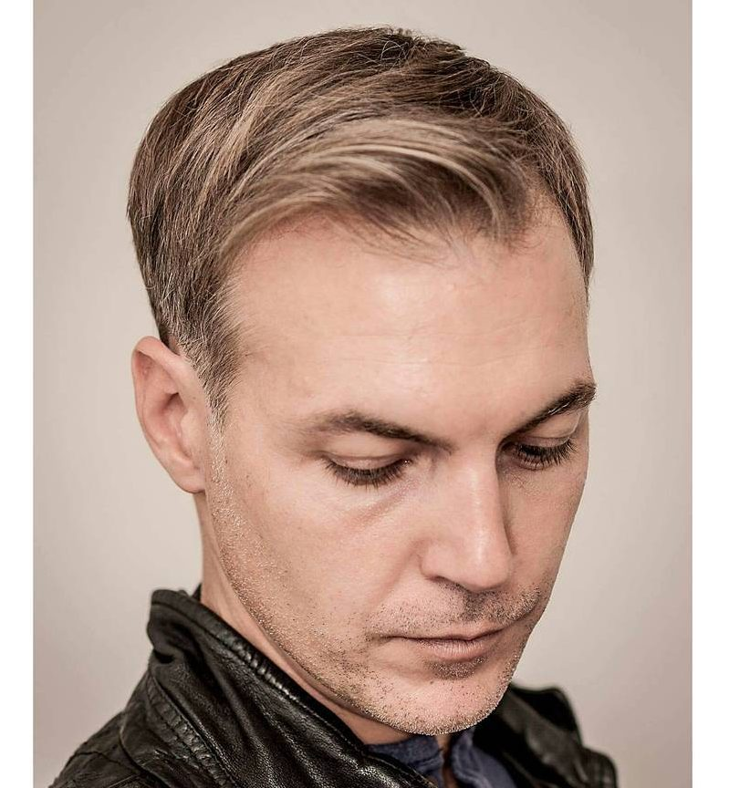 how to style balding hair 10 best hairstyles for balding 8369