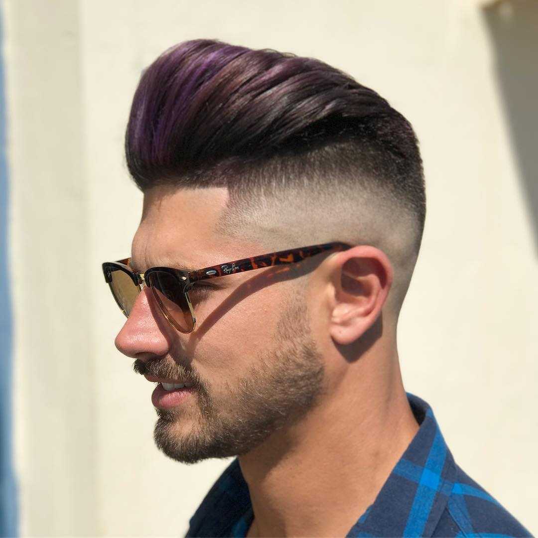 Hairstyles For Men Graduation Hair Style Taper Vs Fade