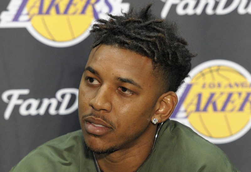 Nick Young Aka Swaggy P Haircut