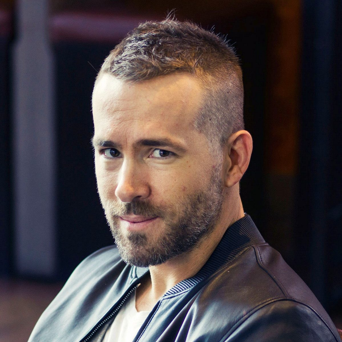 High and tight haircut the ryan reynolds deadpool haircut is the most recent example of the high and tight short hair on top is styled with a hint of texture as is the trend urmus Images