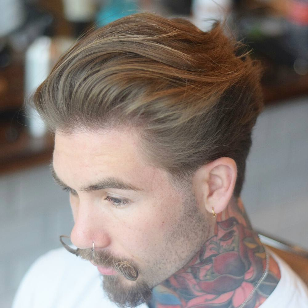 Cool Men S Medium Length Haircuts 2018