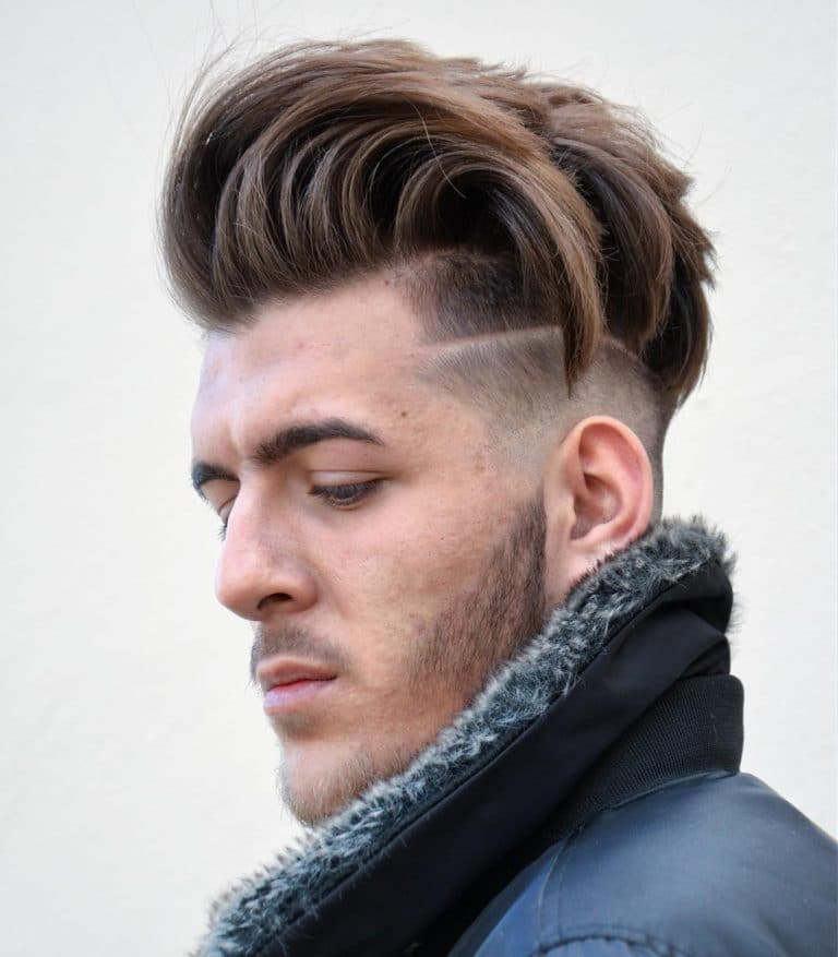 Mens Hairstyles Haircuts For Men For 2019