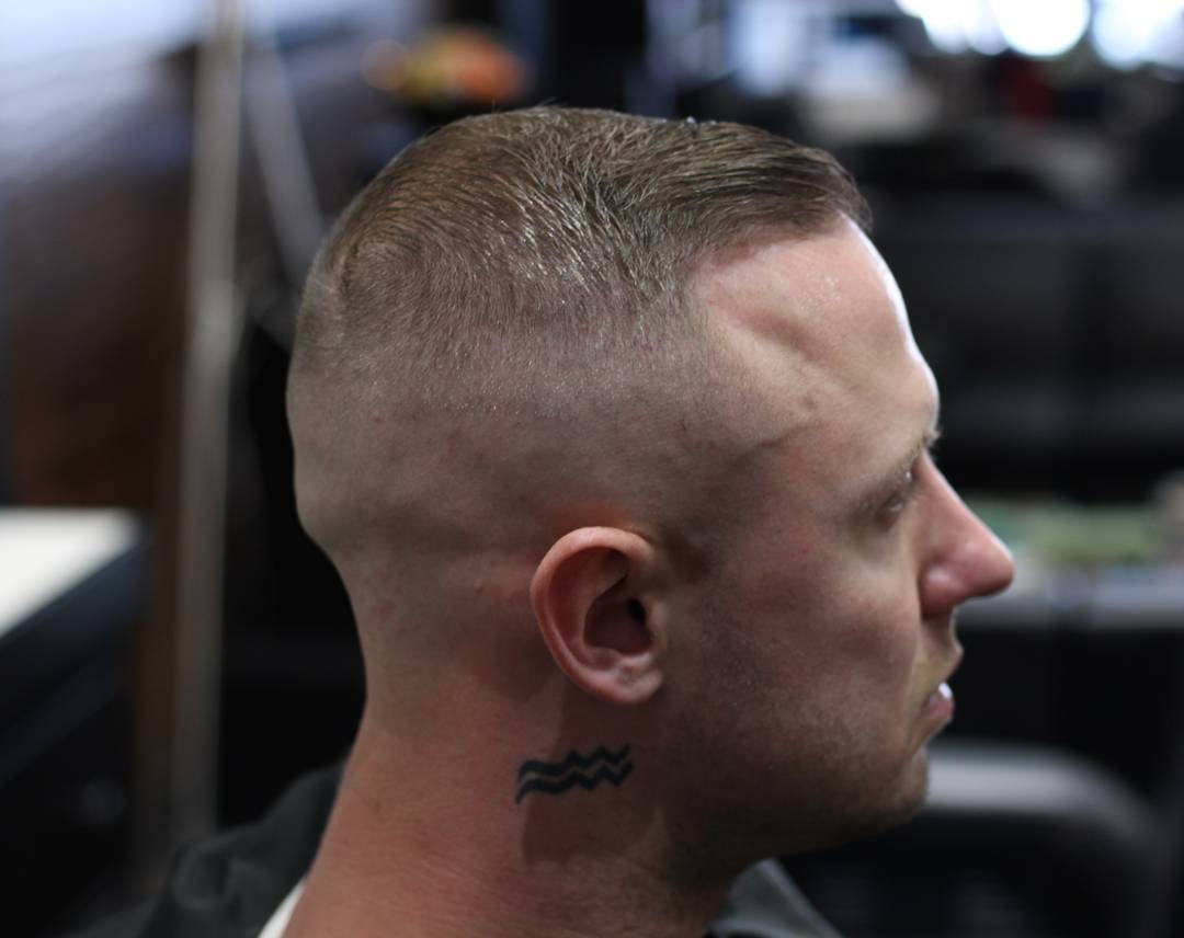 Ivy league haircut buzz cut styles urmus Images