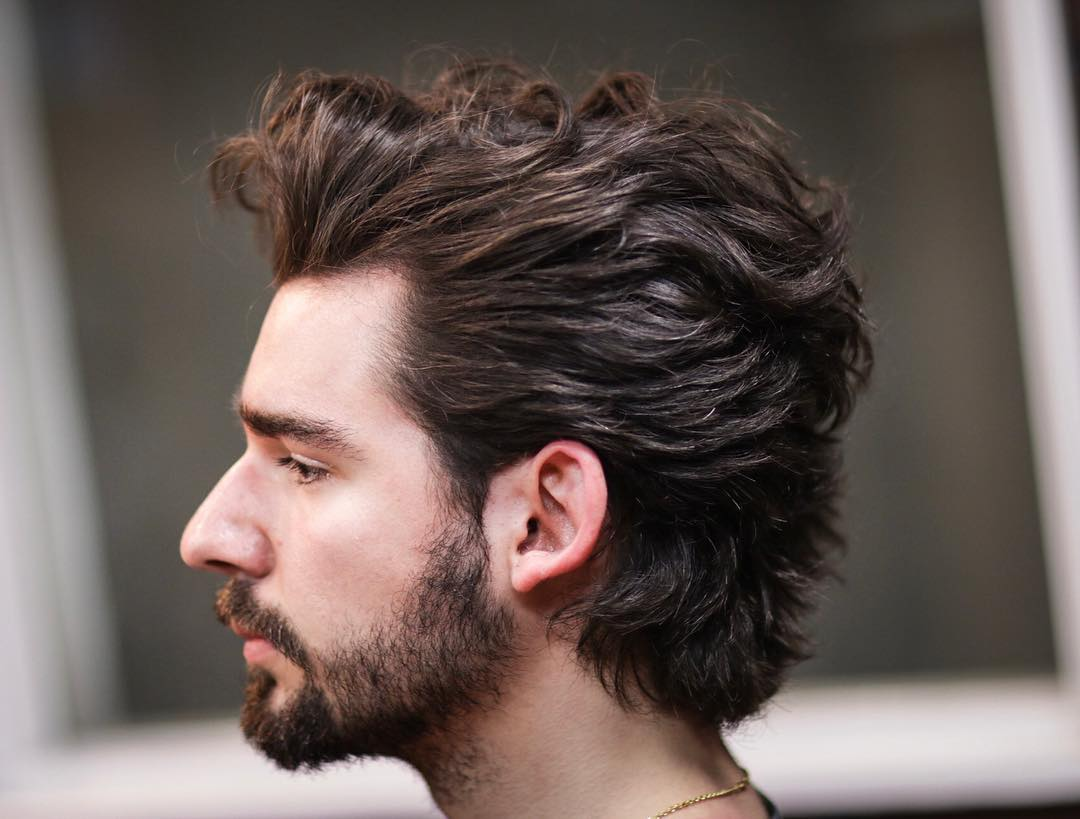 Cool Men's Medium Length Haircuts 2018