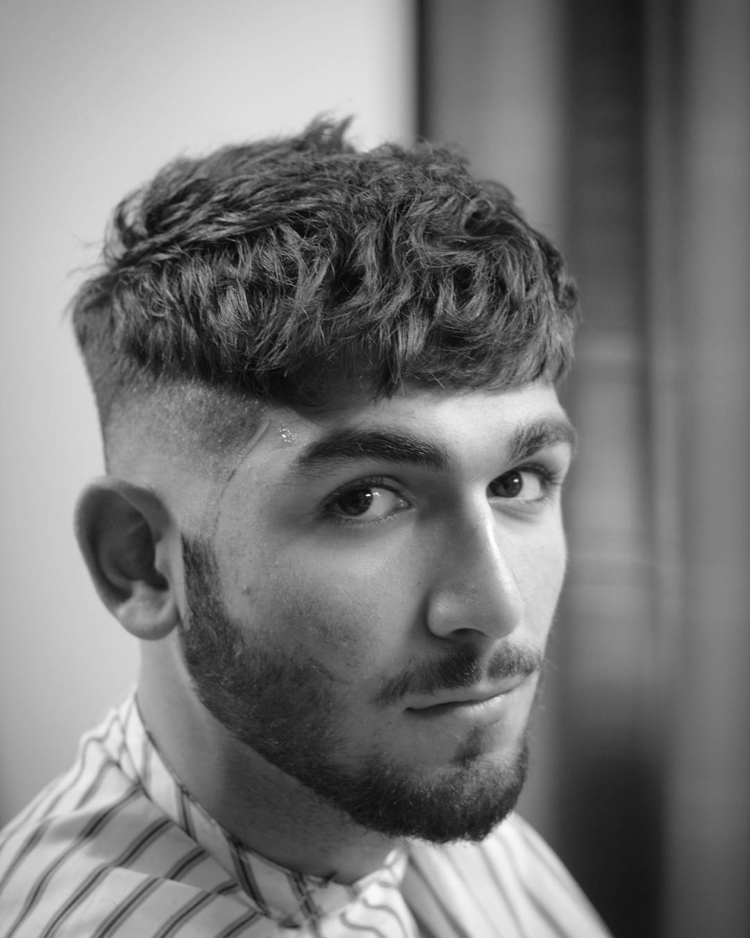 Undercut hairstyles for men men s hairstyles and haircuts for 2017 - Heavy Crop For Thick Hair Don S Cuts