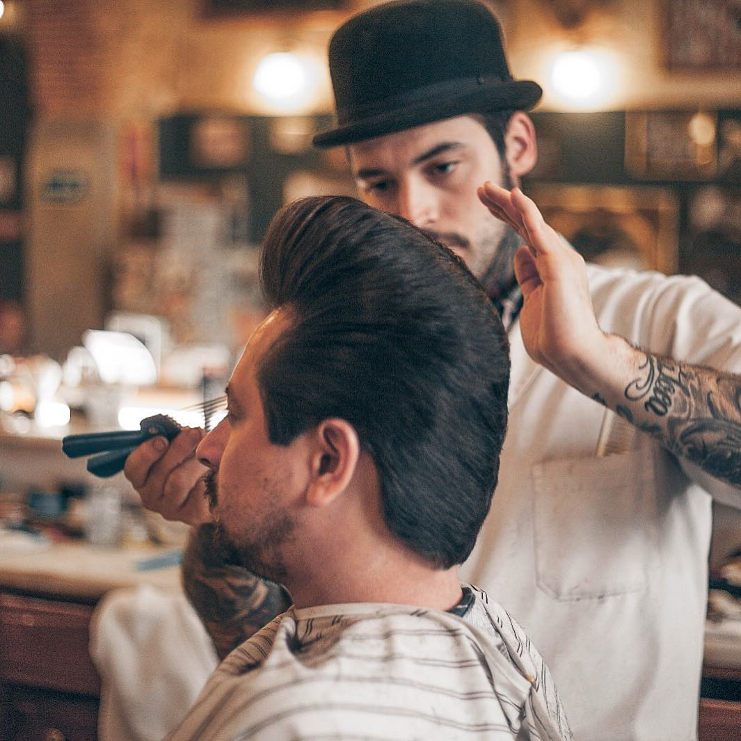how to get elvis hair style