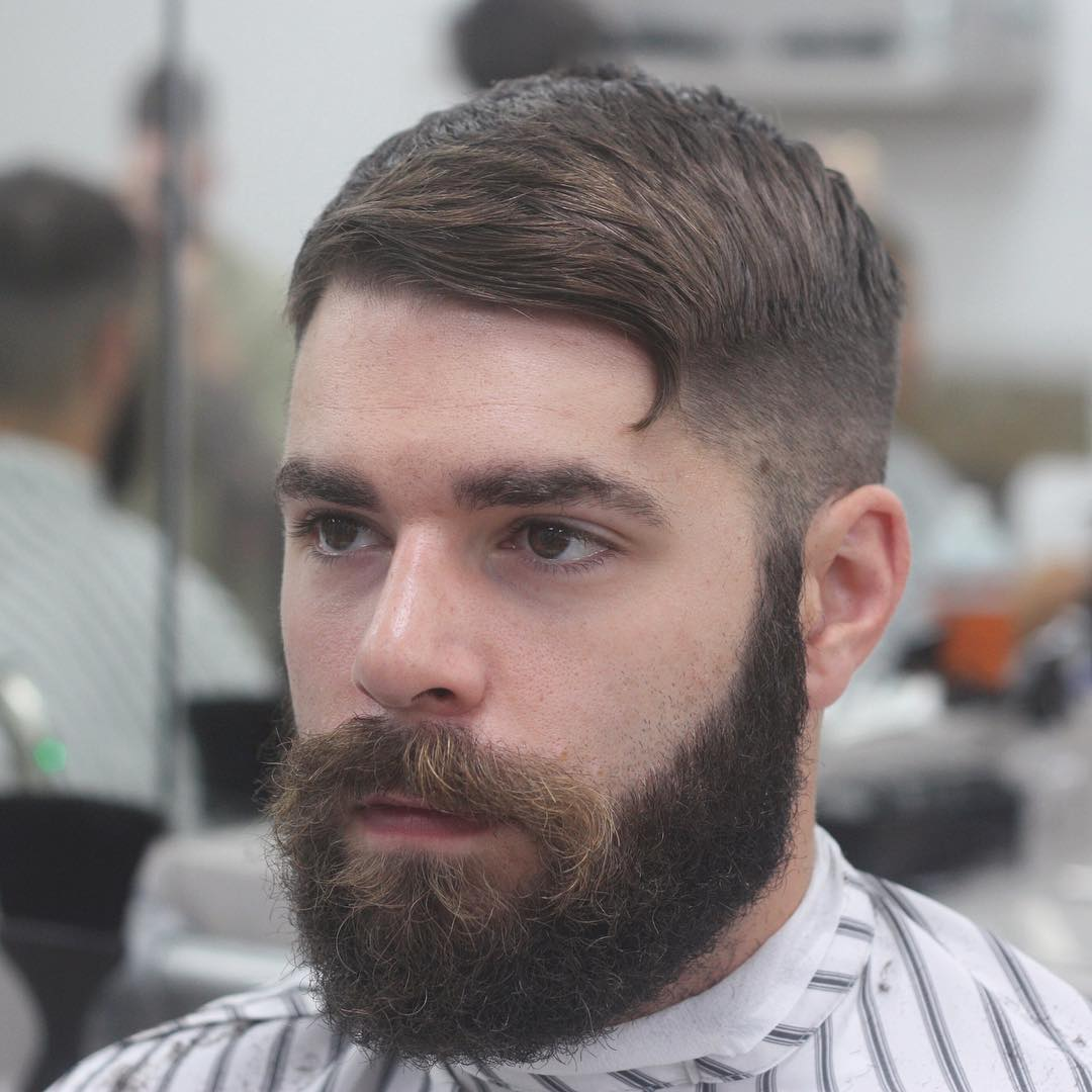 Stylish Haircuts For Men 2017