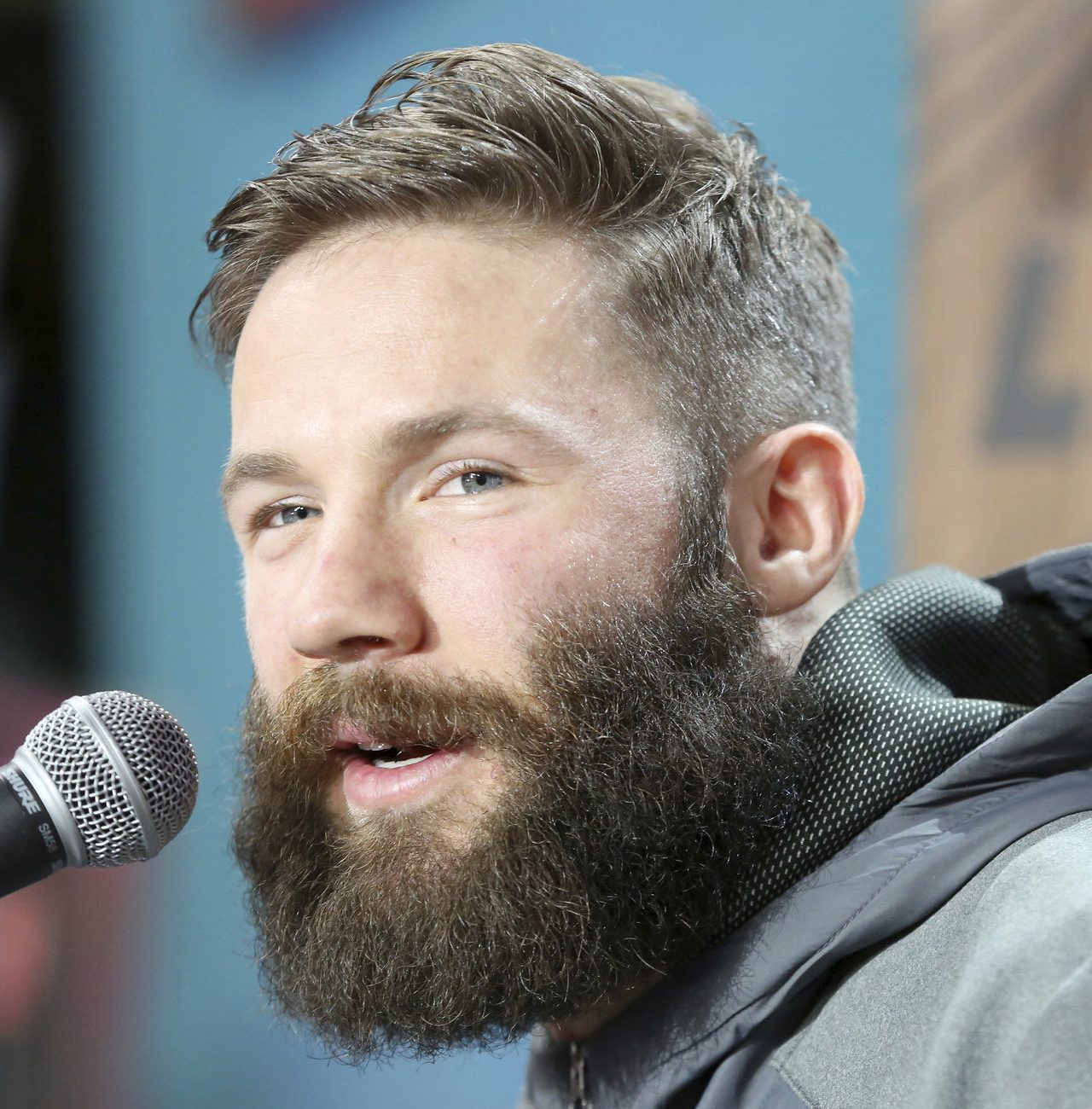 Wonderful Julian Edelman Hair 2017