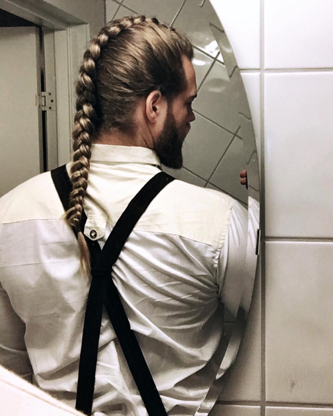 Men With Long Hair Lasse Matberg