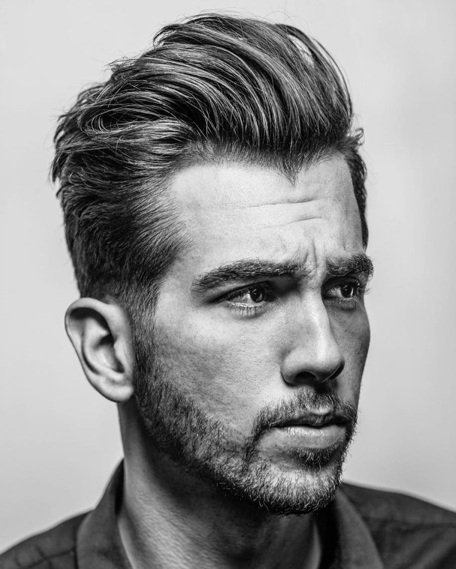 Cool Men\'s Medium Length Haircuts 2018