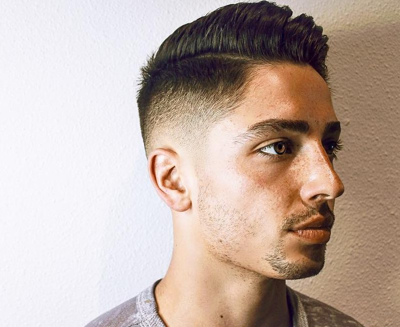 Astounding Stylish Haircuts For Men Natural Hairstyles Runnerswayorg