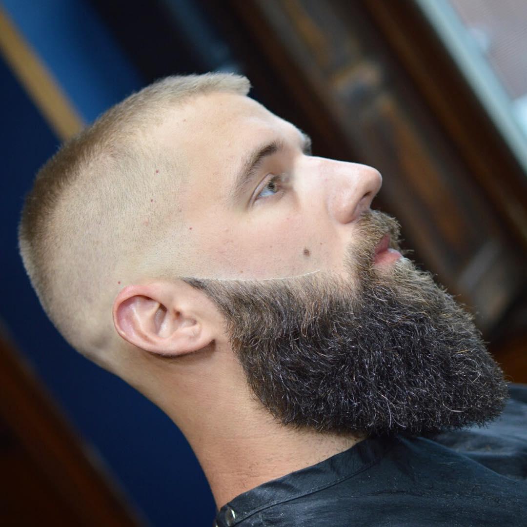 Shave And Haircut: The Modern Buzz Haircut 2017