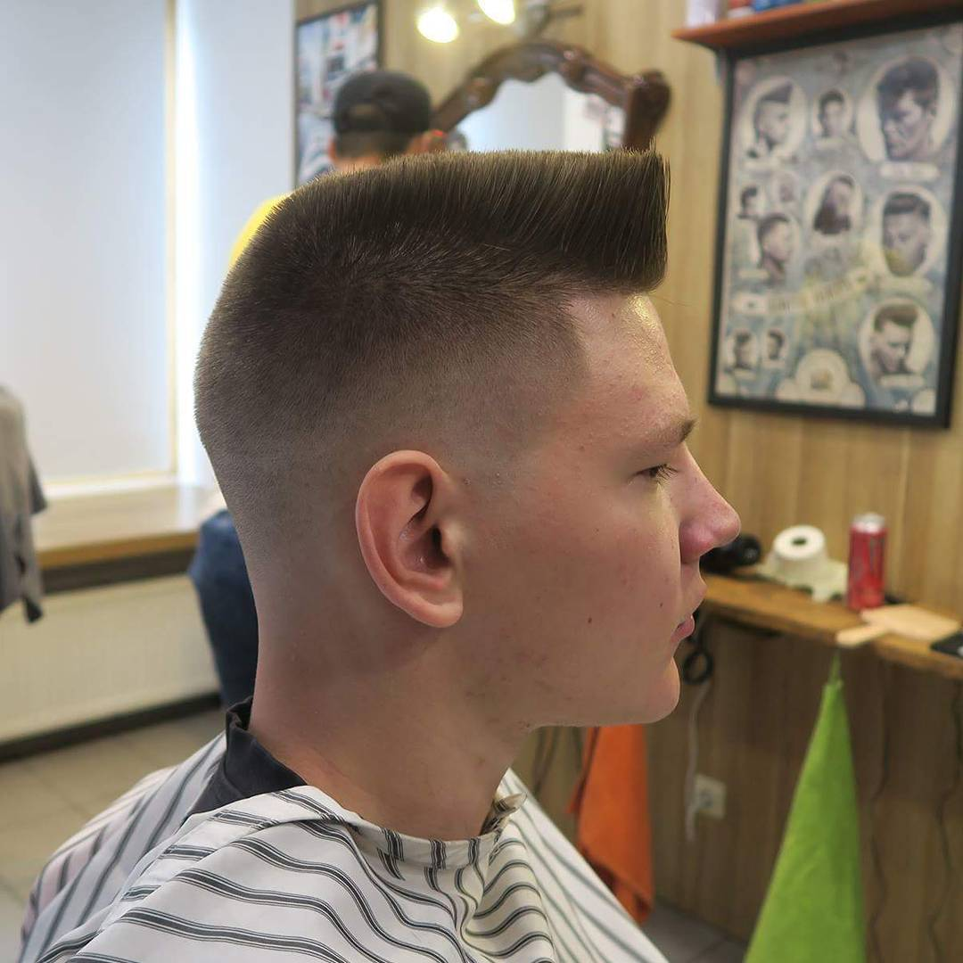 17 Flat Top Haircuts That Are Super Cool Classic