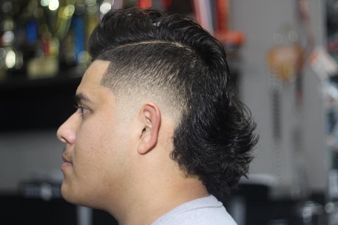 3 Baseball Mullet Haircuts