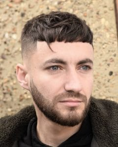 Men Short Hairstyles 25 best short mens hairstyles ideas on pinterest man short hairstyle top 10 hottest guys and top 10 2016 The Caesar Haircut Is One Of These Classic Mens Hairstyles That Never Goes Out Of Style It Is Characterized By Short Horizontally Straight Cut Bangs