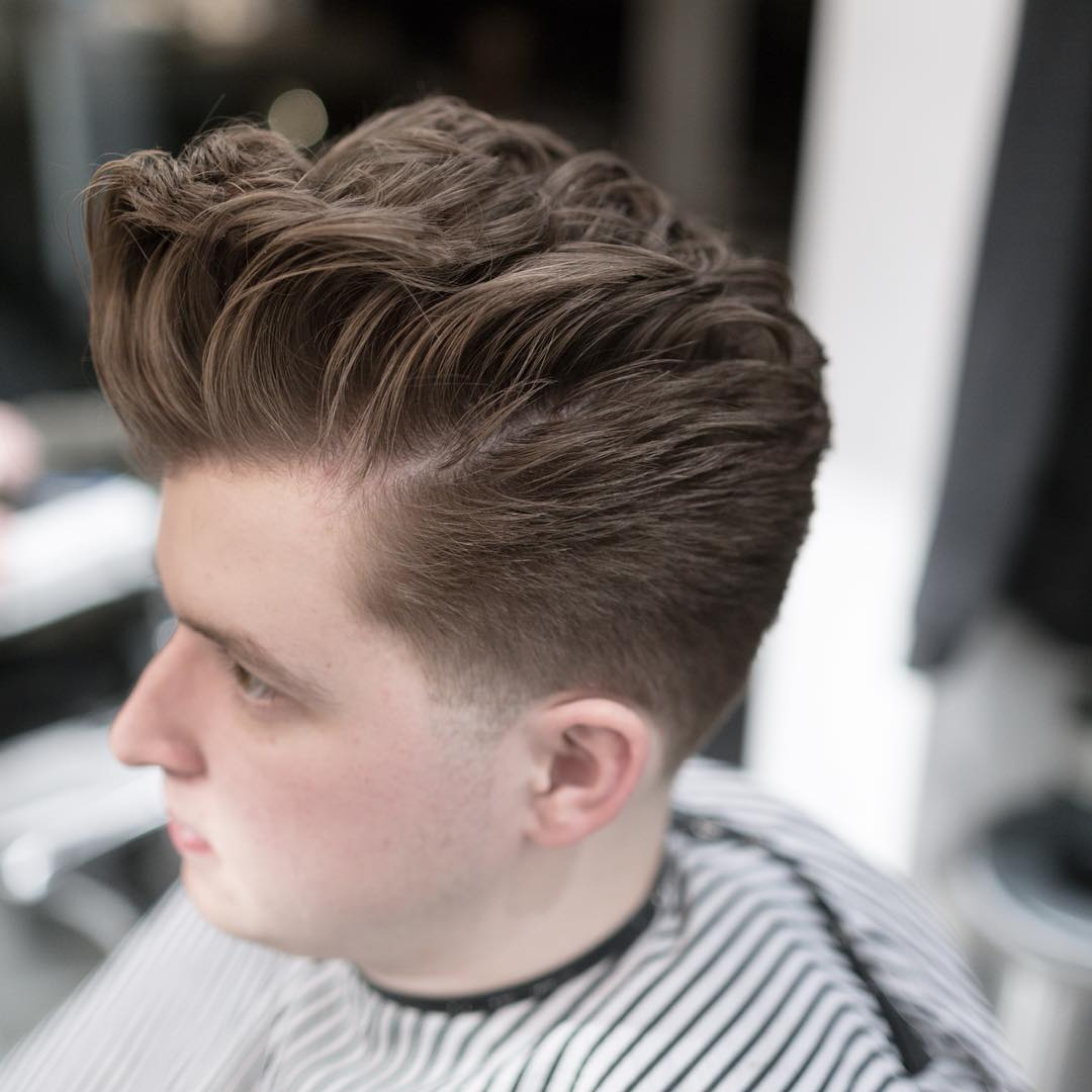 30 Best Pompadour Hairstyles For Men 2020 Styles