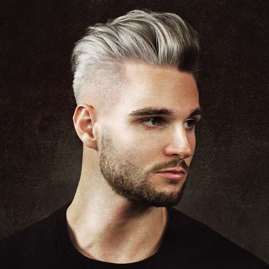 Best Haircuts + Hairstyles for Men 2017
