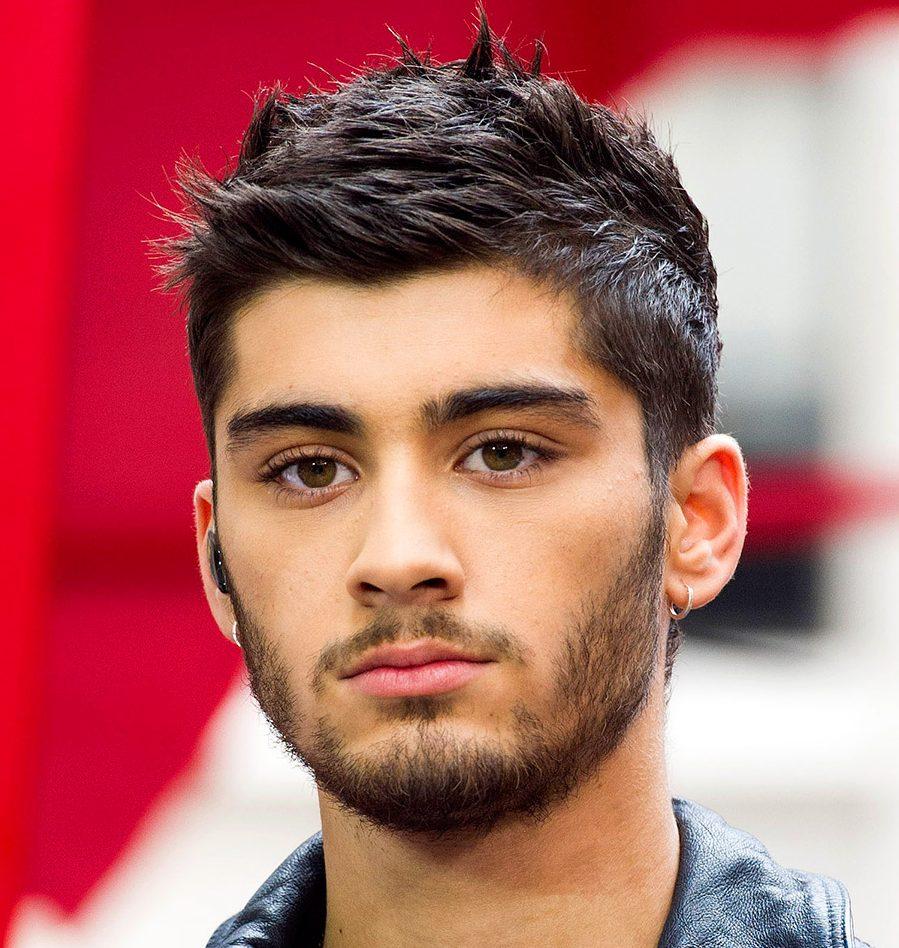 Zayn Malik Hair