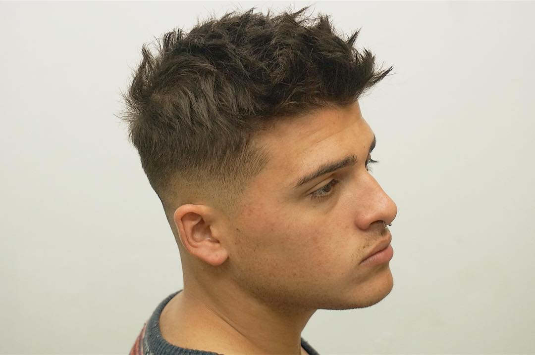 Haircuts For Men With Thick Hair
