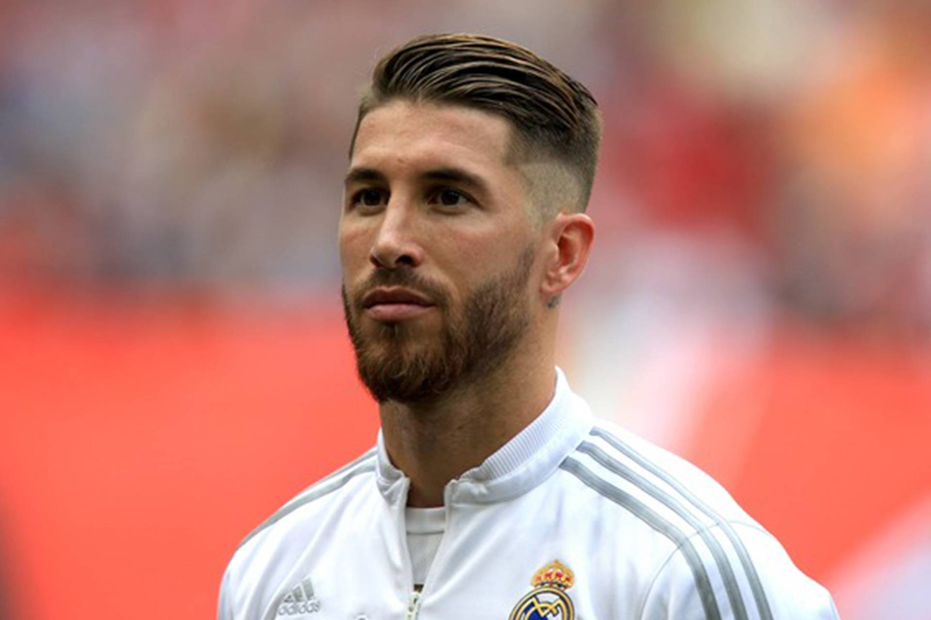 Sergio Ramos Haircut
